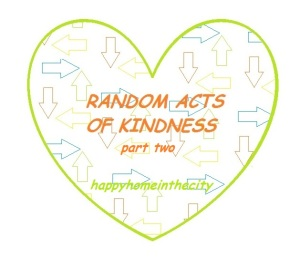 random acts of kindness p2